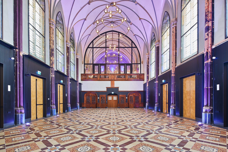 Hotel Nassau breda droogbouw vloersystemen